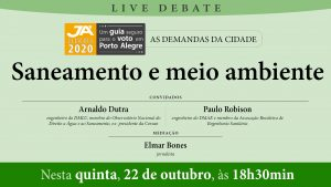 cartaz do evento 22-10-2020